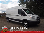 2017 Transit 250 Med Roof, Cargo Van #17F874 - photo 1