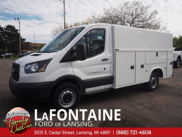 2017 Transit 350,  Service Utility Van #17F875 - photo 1