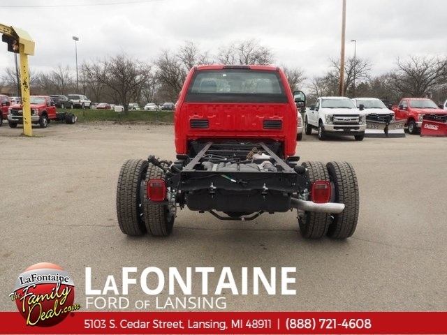 2017 F-450 Regular Cab DRW 4x4,  Cab Chassis #17F895 - photo 4