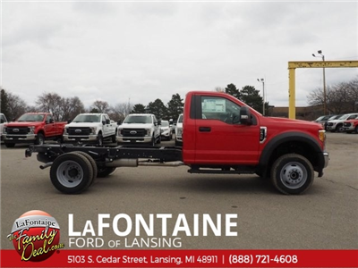 2017 F-450 Regular Cab DRW 4x4,  Cab Chassis #17F895 - photo 5