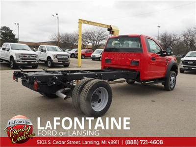 2017 F-450 Regular Cab DRW 4x4,  Cab Chassis #17F895 - photo 6