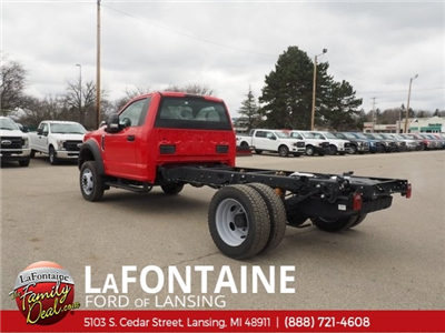 2017 F-450 Regular Cab DRW 4x4,  Cab Chassis #17F895 - photo 2