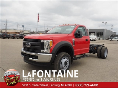 2017 F-450 Regular Cab DRW 4x4,  Cab Chassis #17F895 - photo 1