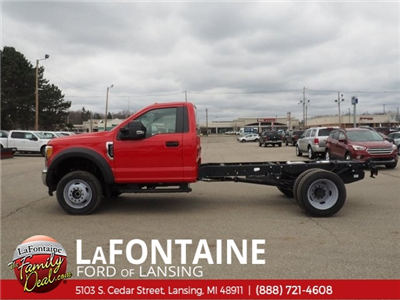 2017 F-450 Regular Cab DRW 4x4,  Cab Chassis #17F895 - photo 24