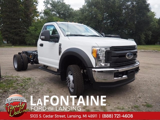 2017 F-450 Regular Cab DRW 4x4,  Cab Chassis #17F896 - photo 1