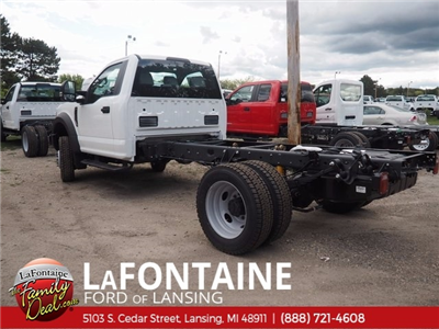 2017 F-450 Regular Cab DRW 4x4,  Cab Chassis #17F896 - photo 2