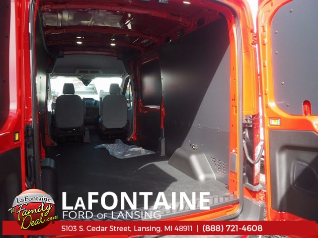 2017 Transit 250 Med Roof, Cargo Van #17F903 - photo 12