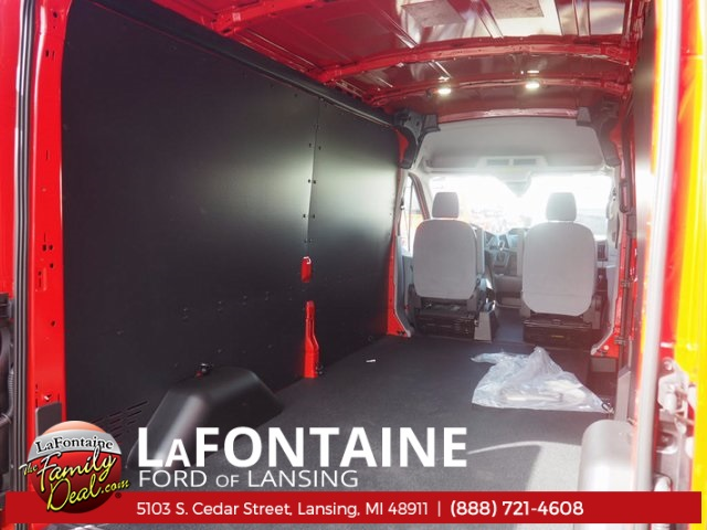 2017 Transit 250 Med Roof, Cargo Van #17F903 - photo 2