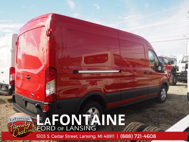 2017 Transit 250 Med Roof, Cargo Van #17F903 - photo 4