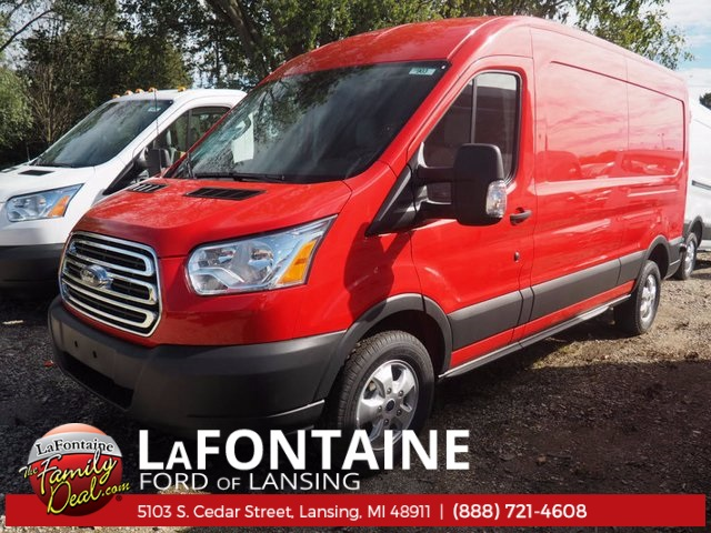 2017 Transit 250 Med Roof, Cargo Van #17F903 - photo 8