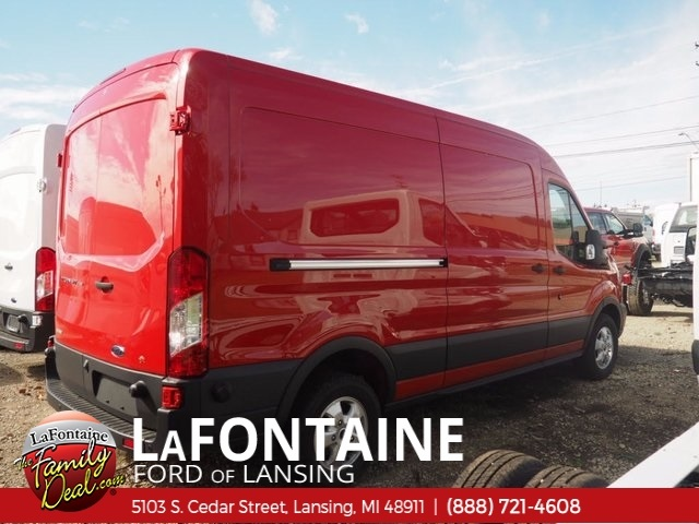 2017 Transit 250 Med Roof 4x2,  Empty Cargo Van #17F903 - photo 5