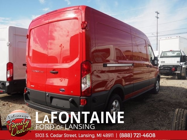 2017 Transit 250 Med Roof 4x2,  Empty Cargo Van #17F903 - photo 6