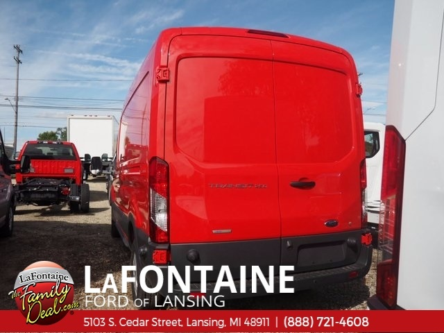 2017 Transit 250 Med Roof 4x2,  Empty Cargo Van #17F903 - photo 7