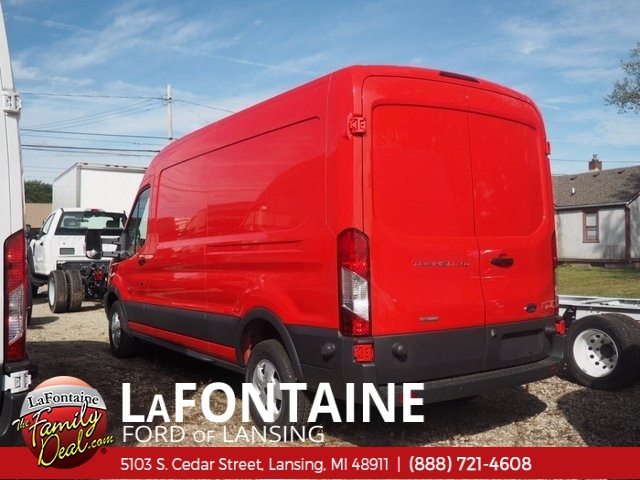 2017 Transit 250 Med Roof 4x2,  Empty Cargo Van #17F903 - photo 8