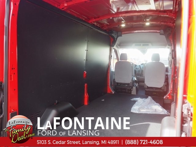 2017 Transit 250 Med Roof 4x2,  Empty Cargo Van #17F903 - photo 2
