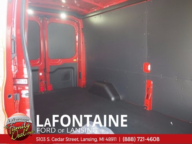 2017 Transit 250 Med Roof 4x2,  Empty Cargo Van #17F903 - photo 13