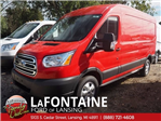 2017 Transit 250 Med Roof 4x2,  Empty Cargo Van #17F903 - photo 1