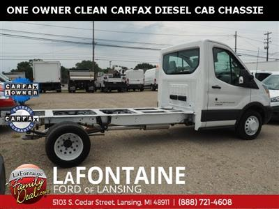 2017 Transit 350 HD DRW 4x2,  Cab Chassis #17F920 - photo 5