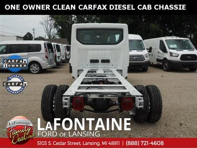 2017 Transit 350 HD DRW 4x2,  Cab Chassis #17F920 - photo 6