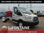 2017 Transit 350 HD DRW 4x2,  Cab Chassis #17F920 - photo 3