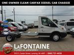 2017 Transit 350 HD DRW 4x2,  Cab Chassis #17F920 - photo 4