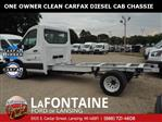2017 Transit 350 HD DRW 4x2,  Cab Chassis #17F920 - photo 2