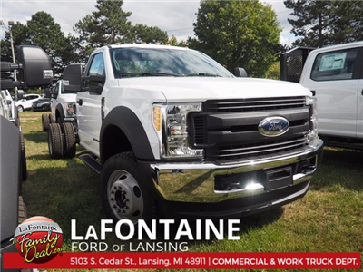 2017 F-550 Regular Cab DRW 4x4 Cab Chassis #17F925 - photo 1