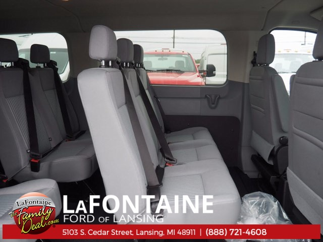 2017 Transit 350 Low Roof, Passenger Wagon #17F944 - photo 15