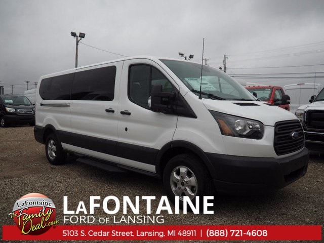 2017 Transit 350 Low Roof, Passenger Wagon #17F944 - photo 5