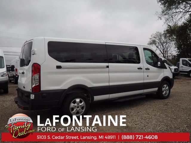 2017 Transit 350 Low Roof, Passenger Wagon #17F944 - photo 6