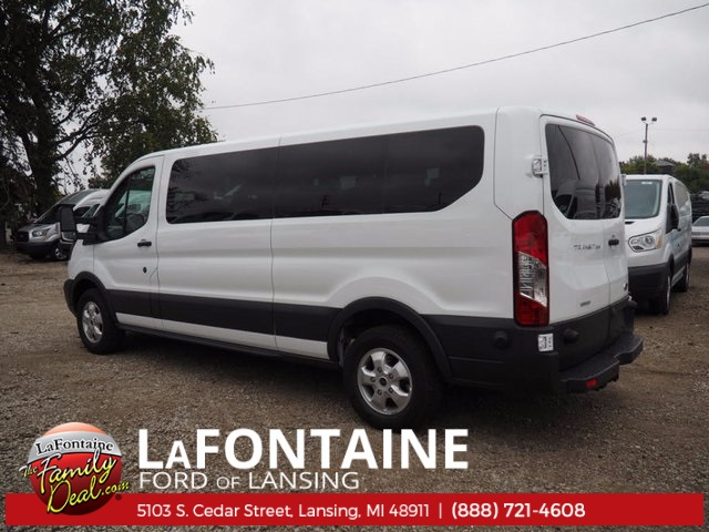 2017 Transit 350 Low Roof, Passenger Wagon #17F944 - photo 8