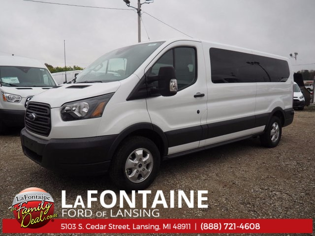 2017 Transit 350 Low Roof, Passenger Wagon #17F944 - photo 9