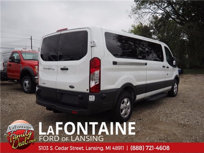 2017 Transit 350 Low Roof 4x2,  Passenger Wagon #17F944 - photo 6