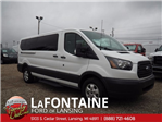 2017 Transit 350 Low Roof 4x2,  Passenger Wagon #17F944 - photo 5