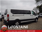 2017 Transit 350 Low Roof 4x2,  Passenger Wagon #17F944 - photo 4