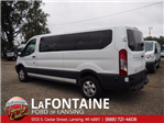 2017 Transit 350 Low Roof 4x2,  Passenger Wagon #17F944 - photo 2