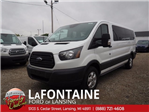 2017 Transit 350 Low Roof 4x2,  Passenger Wagon #17F944 - photo 1