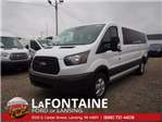 2017 Transit 350 Low Roof, Passenger Wagon #17F944 - photo 1