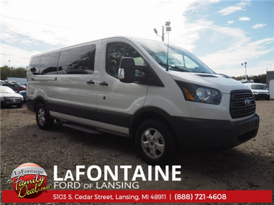 2017 Transit 350 Passenger Wagon #17F949 - photo 1