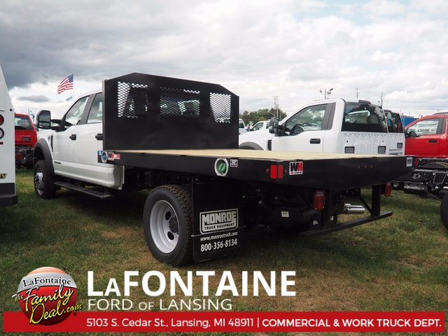 2017 F-550 Crew Cab DRW 4x4 Platform Body #17F953 - photo 2