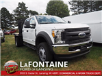 2017 F-550 Crew Cab DRW 4x4 Platform Body #17F953 - photo 1