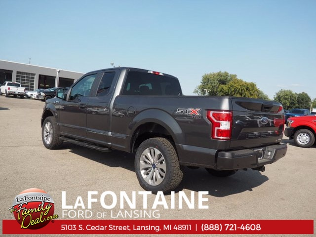 2018 F-150 Super Cab 4x4 Pickup #18F06 - photo 2