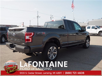 2018 F-150 Super Cab 4x4 Pickup #18F06 - photo 5
