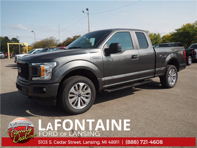 2018 F-150 Super Cab 4x4 Pickup #18F06 - photo 1