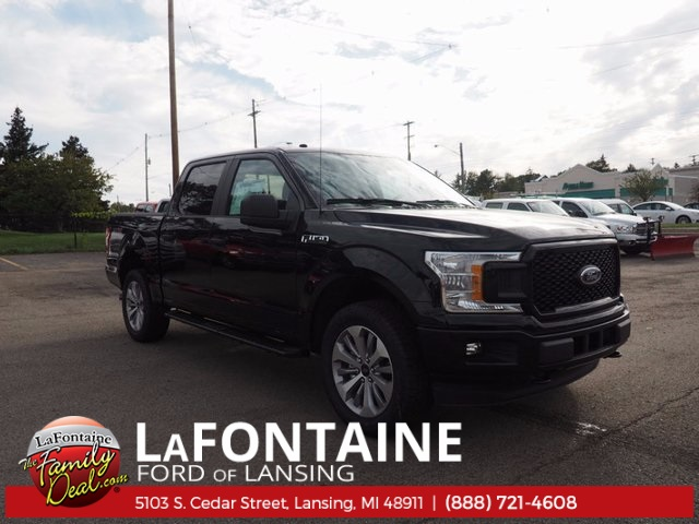 2018 F-150 Crew Cab 4x4 Pickup #18F07 - photo 3
