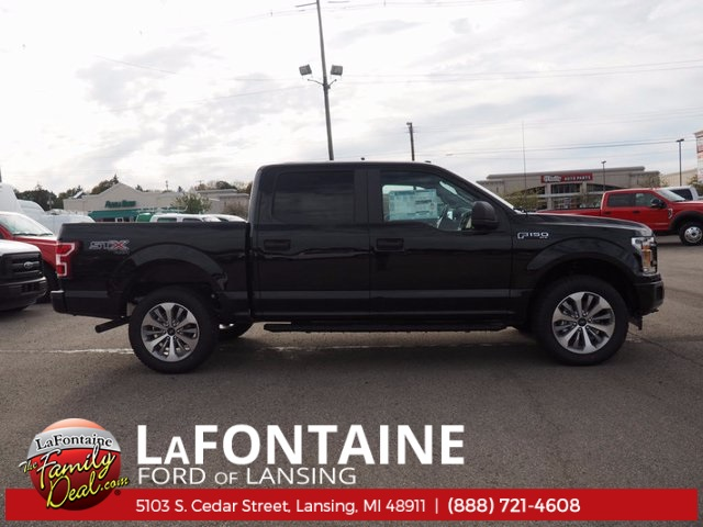 2018 F-150 Crew Cab 4x4 Pickup #18F07 - photo 4
