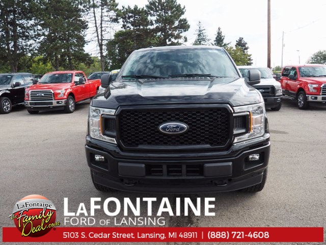 2018 F-150 Crew Cab 4x4 Pickup #18F07 - photo 8