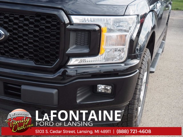 2018 F-150 Crew Cab 4x4 Pickup #18F07 - photo 9