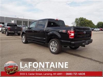 2018 F-150 Crew Cab 4x4 Pickup #18F07 - photo 2