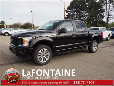 2018 F-150 Crew Cab 4x4 Pickup #18F07 - photo 1